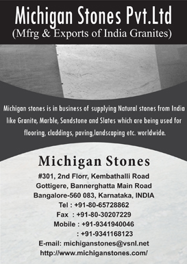 Michigan Stones Pvt. Ltd.