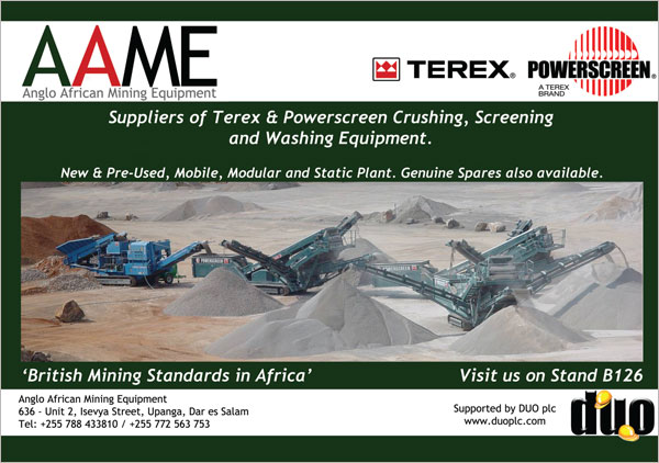 Anglo African Mining Equipment
