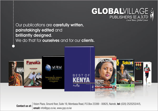 Global Village Publishers East Africa Limited