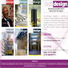 BUILDesign magazine is the voice of architecture in Kenya. We sit at the heart of the debate about Kenyan architecture and form opinions across the whole construction industry on design related matters.