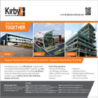 Kirby Building Systems Building Systems is one of the largest pre-engineered steel building (PEB) companies in the world